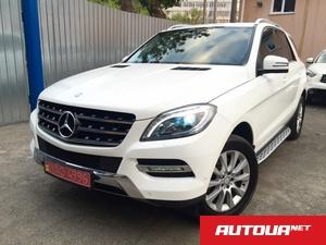 Mercedes-Benz ML 350 Дизель