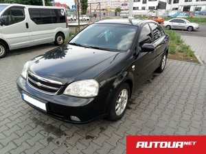 Chevrolet Lacetti СDX