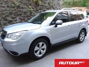 Subaru Forester 2,0 MT