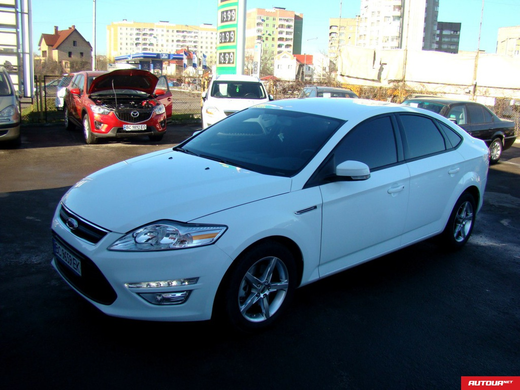 Ford Mondeo  2014 года за 426 499 грн в Львове