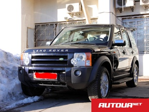 Land Rover Discovery TDV 6 HSE