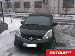 Nissan Note 1.6 Luxary