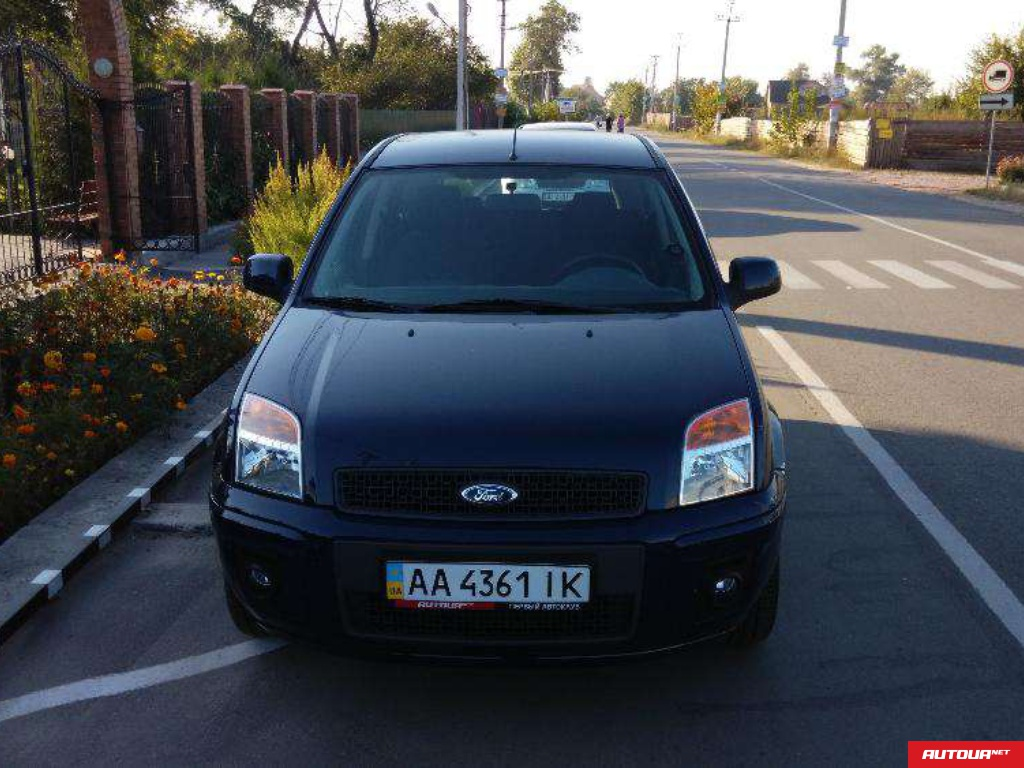 Ford Fusion 1.4 Comfort 2011 года за 235 000 грн в Киеве