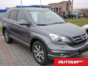 Honda CR-V 2,4 AT Executive