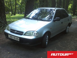 Suzuki Swift Газ -Бензин