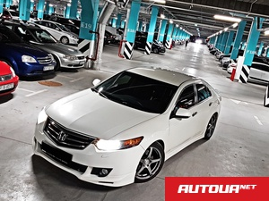 Honda Accord Turbo Type S