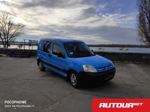 Citroen Berlingo Грузопасажир