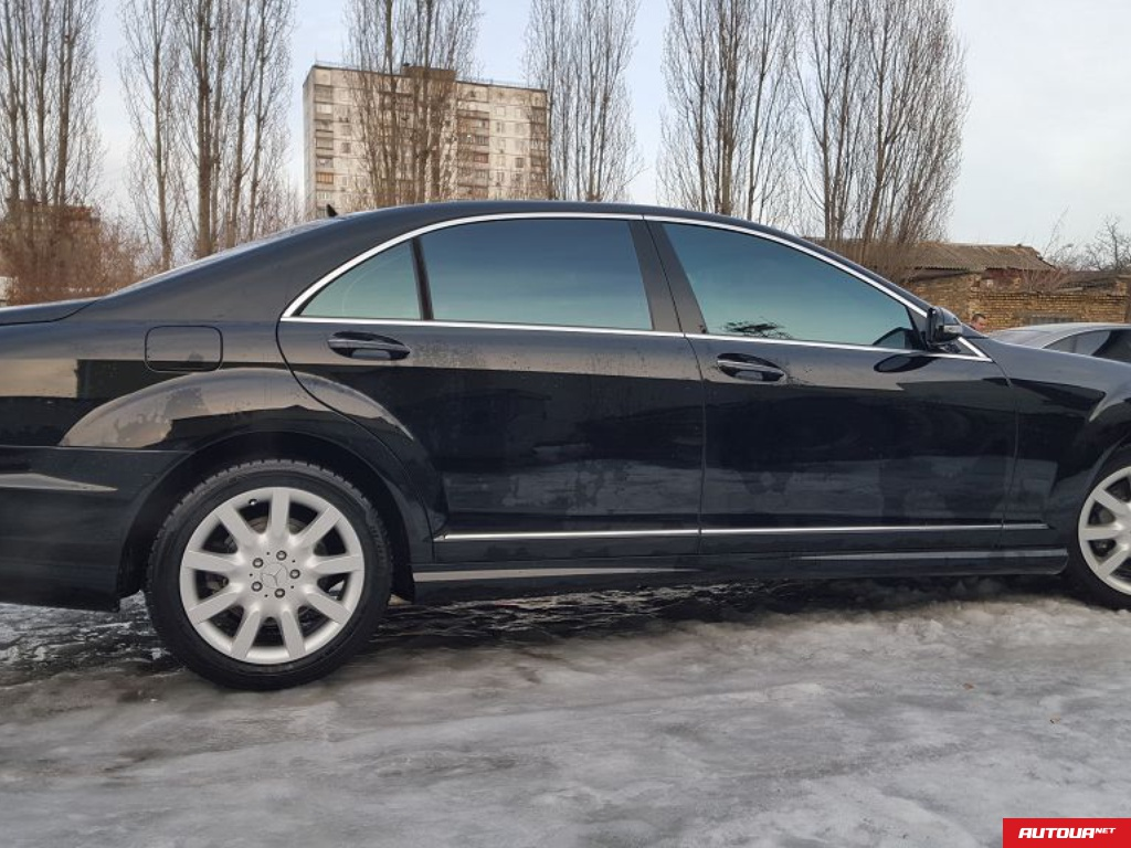 Mercedes-Benz S-Class Mercedes-Benz S 550 AMG 4MATIC LONG  2007 года за 796 311 грн в Киеве