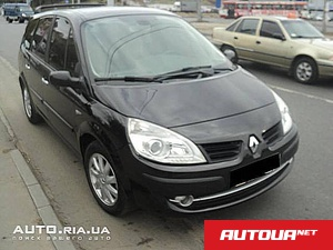 Renault Scenic Grand, 7 мест