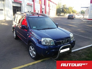 Nissan X-trail 2.5 4WD (максимальная)