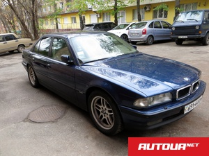 BMW 740i e38 m62b44 AT Msport Shadowline Recaro