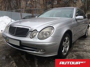 Mercedes-Benz E 240 4matic Avantgarde