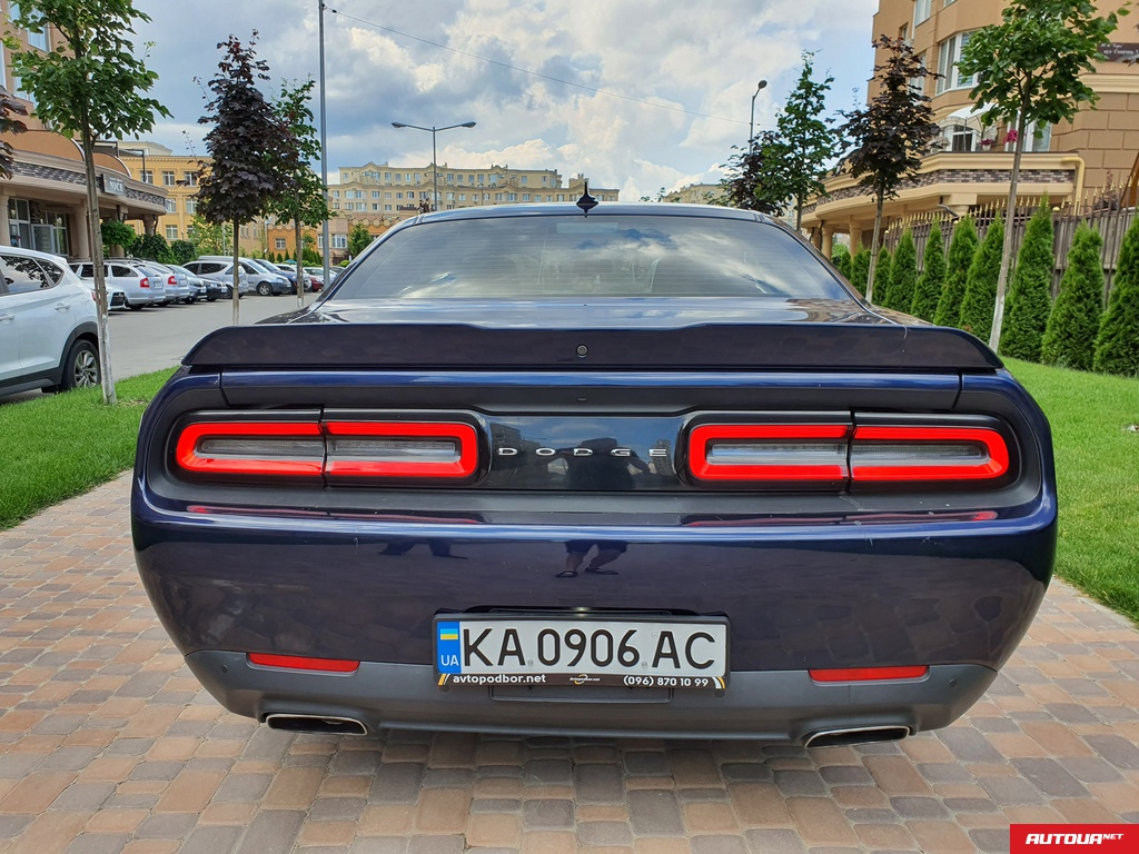 Dodge Challenger SXT Super Track Pack 2015 года за 578 289 грн в Киеве