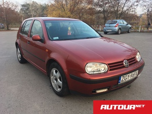 Volkswagen Golf 1,4-16V