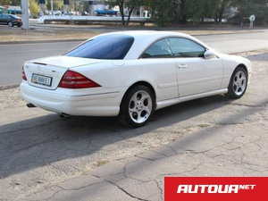Mercedes-Benz CL 500 AMG