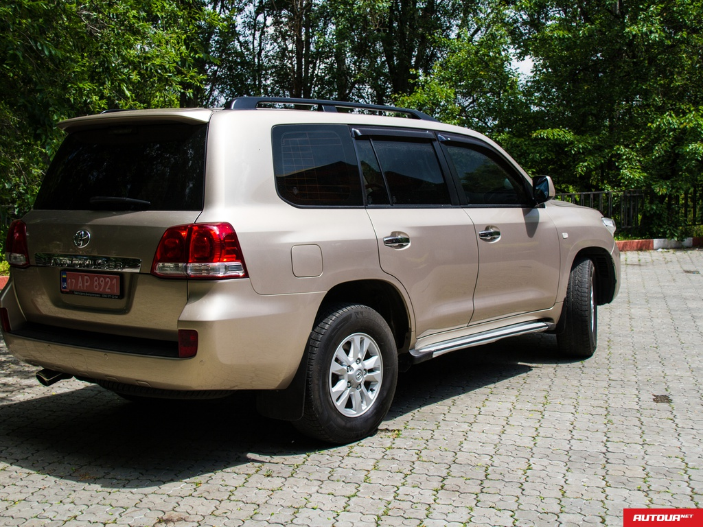 Toyota Land Cruiser 200 7-MECT IDEAL HE KPASHEN 2008 года за 917 755 грн в Днепре