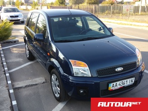 Ford Fusion 1,4 Comfort
