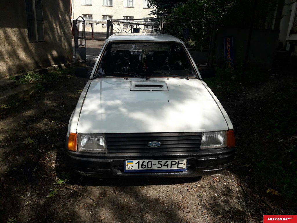 Ford Orion  1987 года за 41 716 грн в Хусте