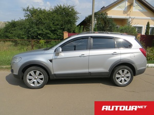 Chevrolet Captiva 2,4 AT