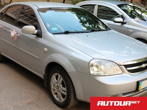Chevrolet Lacetti Максималка 1.8 AT CDX