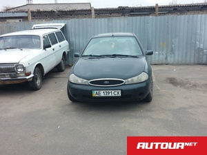 Ford Mondeo 2,0 BAP comfort