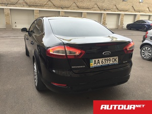 Ford Mondeo 2.0 tdci 172 л.с.