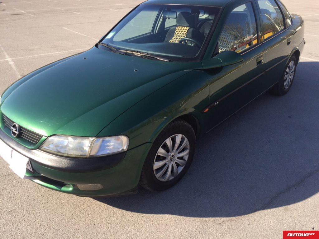 Opel Vectra 1.6 1996 года за 135 785 грн в Запорожье