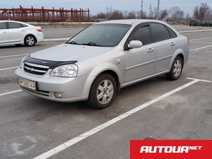 Chevrolet Lacetti 1.8 AT
