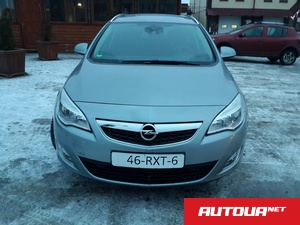Opel Astra J Astra J COSMO Full Options