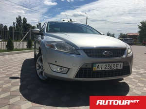 Ford Mondeo Titanium 2.3 AT