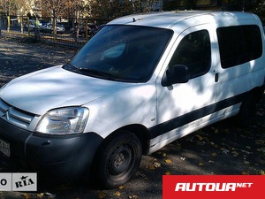 Citroen Berlingo пасс