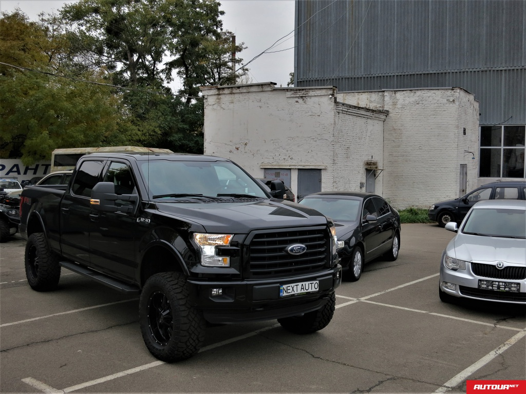 Ford F-150 5.0 Lift6 Rough Country 2015 года за 1 655 762 грн в Киеве