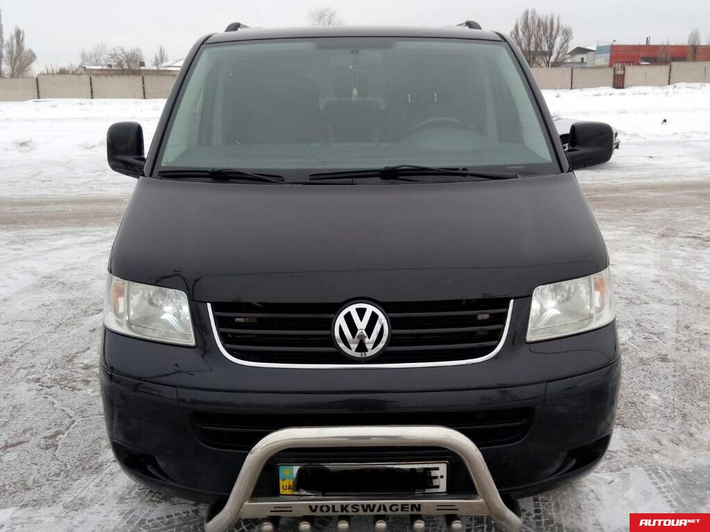 Volkswagen T5 (Transporter)  2007 года за 317 691 грн в Днепре