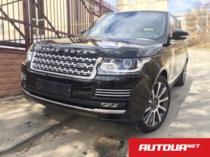 Land Rover Range Rover LONG AUTOBIOGRAPHY 4.4