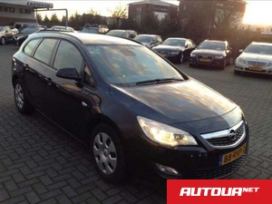 Opel Astra J 1.3 CDTI 70KW BUSINESS