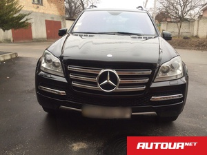 Mercedes-Benz GL-Class 550 long
