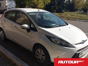 Ford Fiesta 1.4 AT Comfort