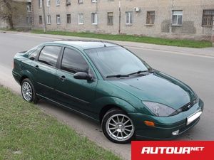 Ford Focus 2.0 LX