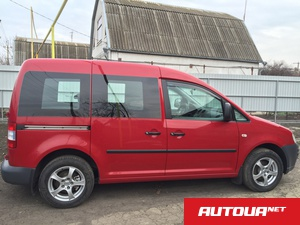 Volkswagen Caddy Volkswagen Caddy Kombi 1.9 TDI