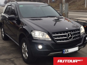Mercedes-Benz ML 350 3.0 CDI 4 MATIC