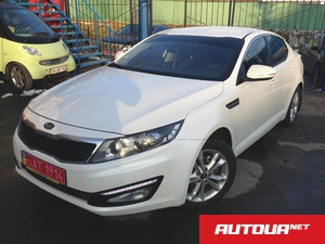 Kia Optima top