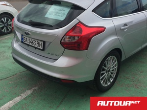 Ford Focus Electric max