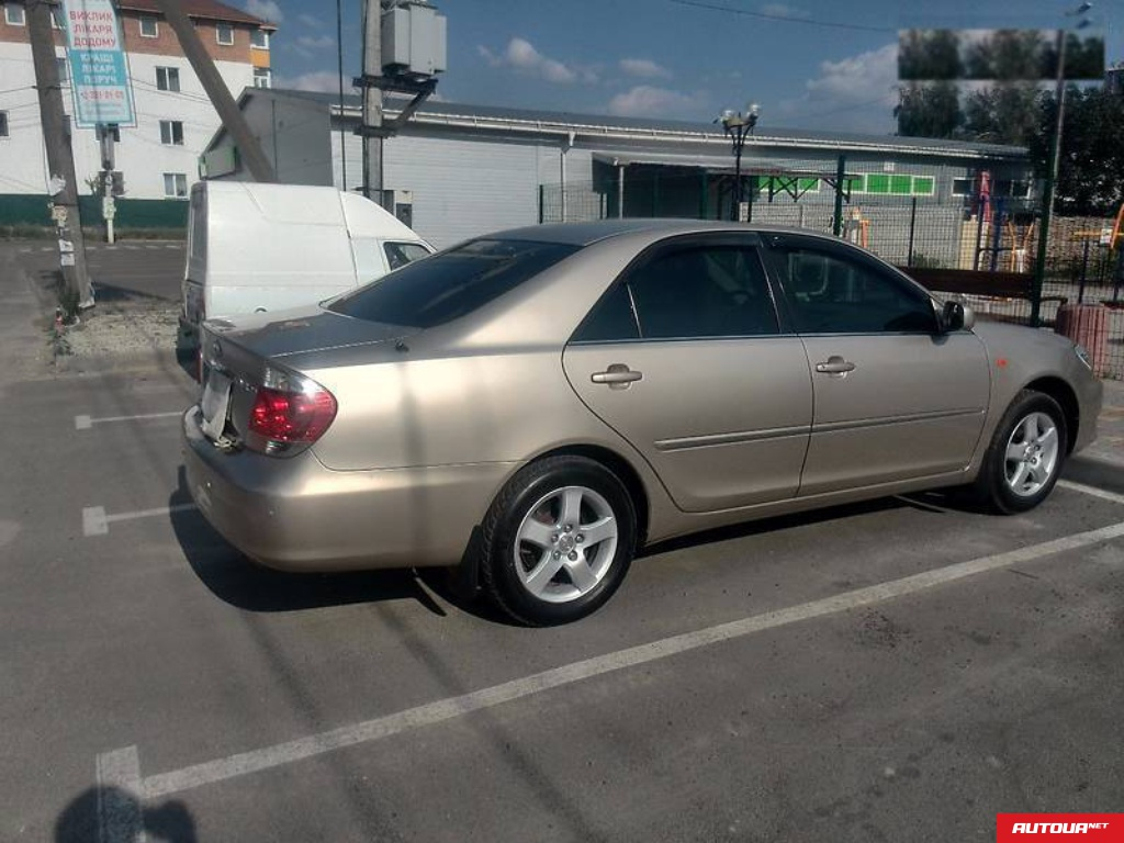 Toyota Camry  2006 года за 255 090 грн в Днепре