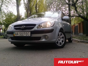 Hyundai Getz 1.4 AT Comfort