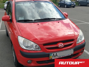 Hyundai Getz 1.6 AT