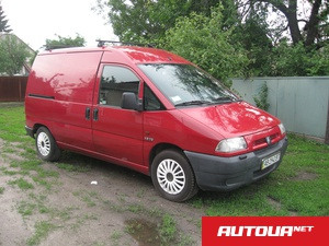 Citroen Jumpy Сідушок 8+1