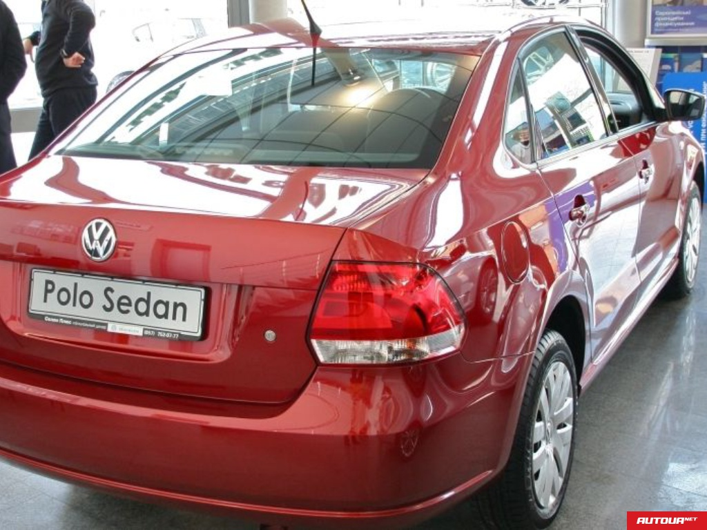 Volkswagen Polo 1,6 2014 года за 150 000 грн в Днепродзержинске