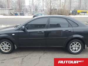 Chevrolet Lacetti 1.8 АКПП