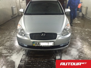 Hyundai Accent 1,4i AT