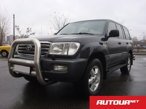 Toyota Land Cruiser Максимальная AT VX+